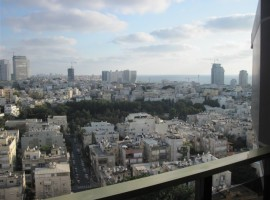 1 Bedroom Dizengoff Center Tower 1