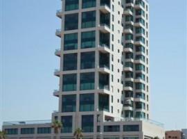 500 Meters Pearl Tower Tel Aviv