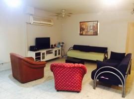 2 Bedroom Half Basement Apartment