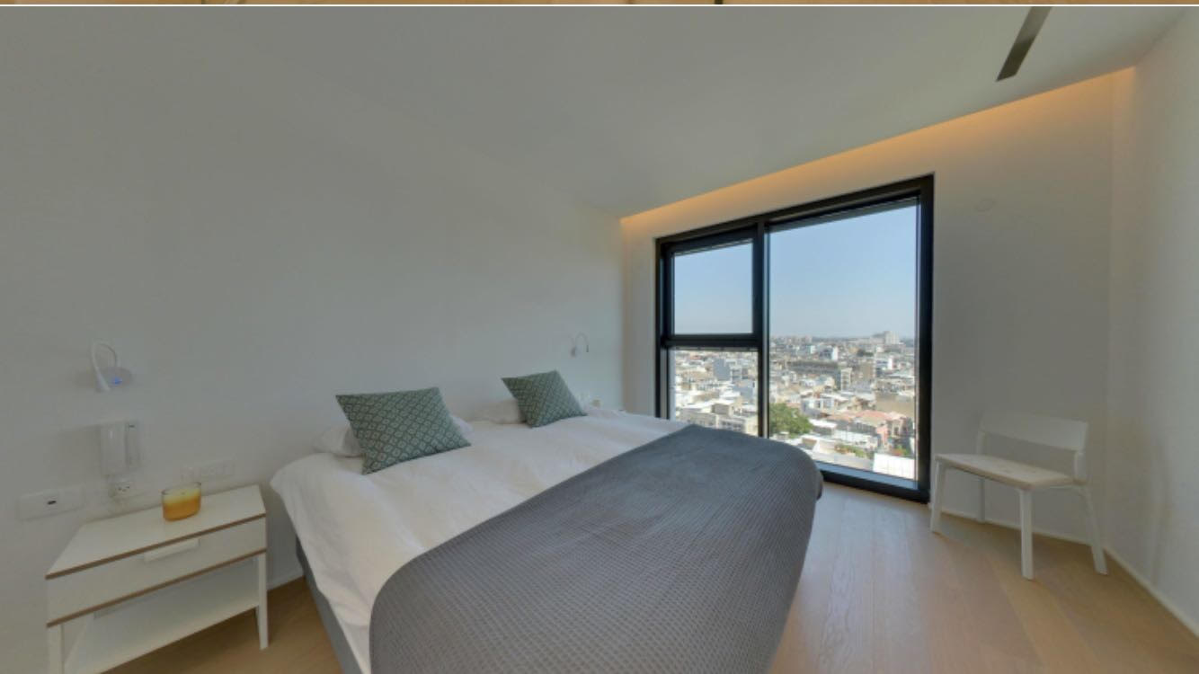 3 bedrooms luxury apartment on lieber tower